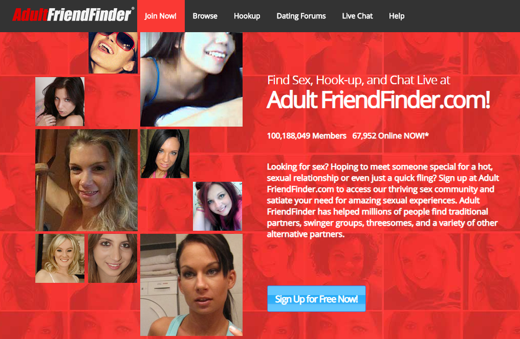 Adult Friend Finder3