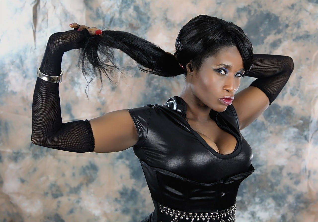hot big black woman