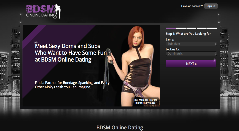 main page BDSMOnlineDating