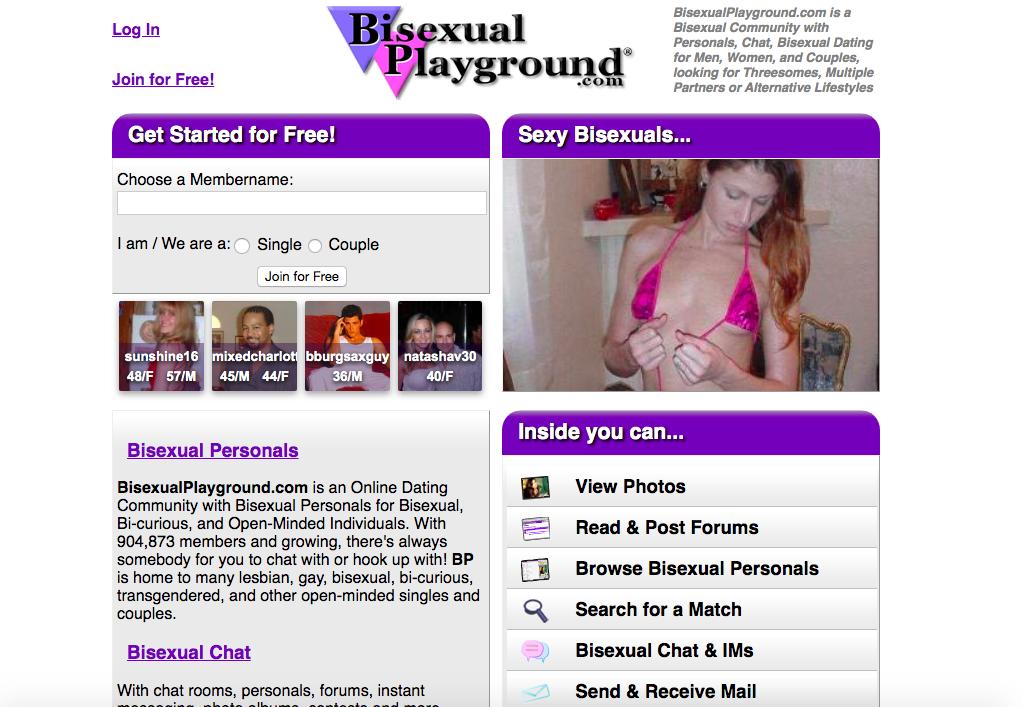 main page BisexualPlayGround