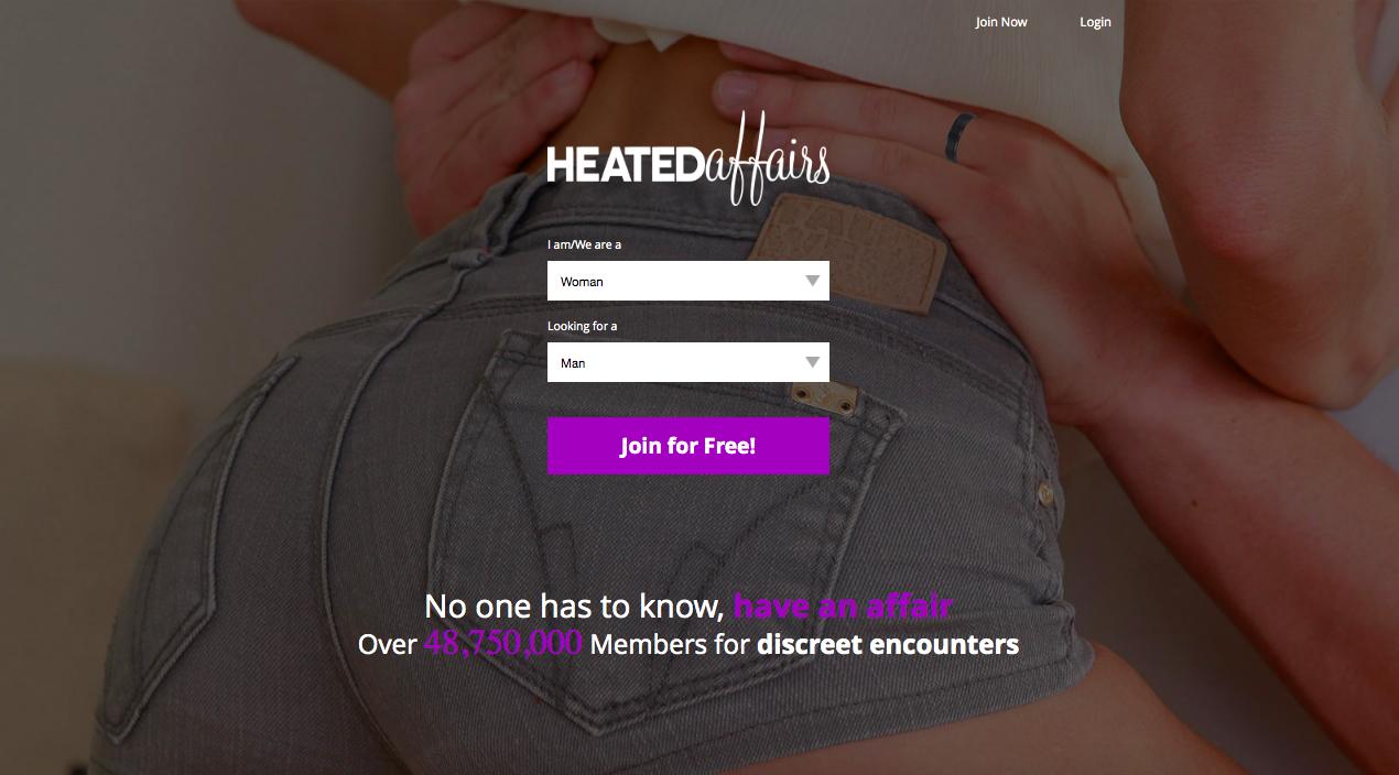 main page HeatedAffairs