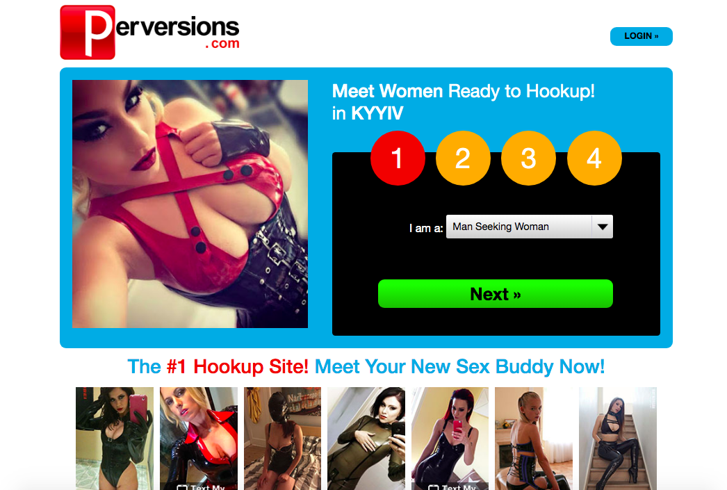 main page Perversions