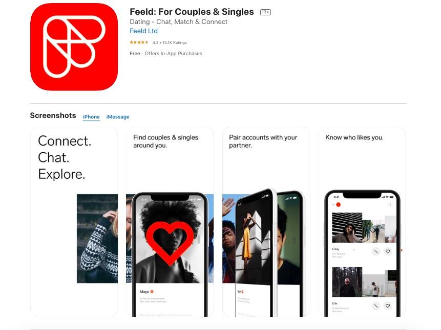 Feeld.co app