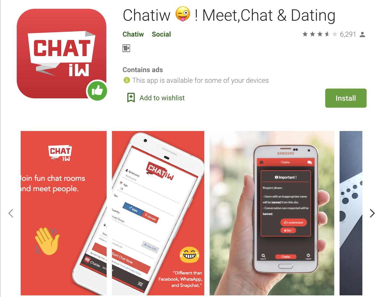 Chatiw.us app